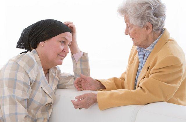 Những thay đổi ở phụ nữ khi mắc ung thư