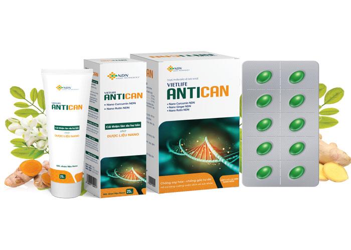 Vietlife Antican - Bí quyết nâng cao miễn dịch, tăng cường đề kháng cho bệnh nhân Ung thư