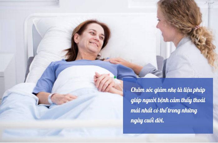 Chăm sóc đúng cách giúp bệnh nhân Ung thư giảm nhẹ mệt mỏi