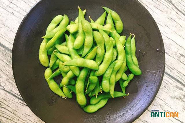 Ung thư vú có nên ăn đậu nành - đậu nành nguyên hạt