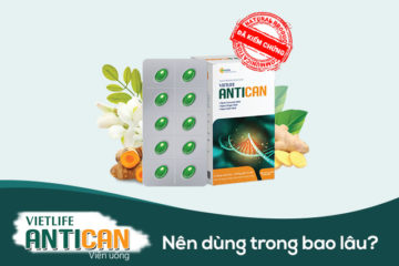 Antican, Vietlife Antican,