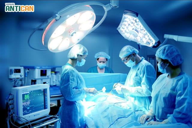 điều trị ung thư dạ dày bằng phương pháp phẫu thuật