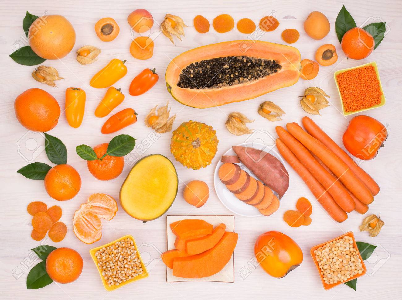Chất chống oxy hóa: Beta-carotene