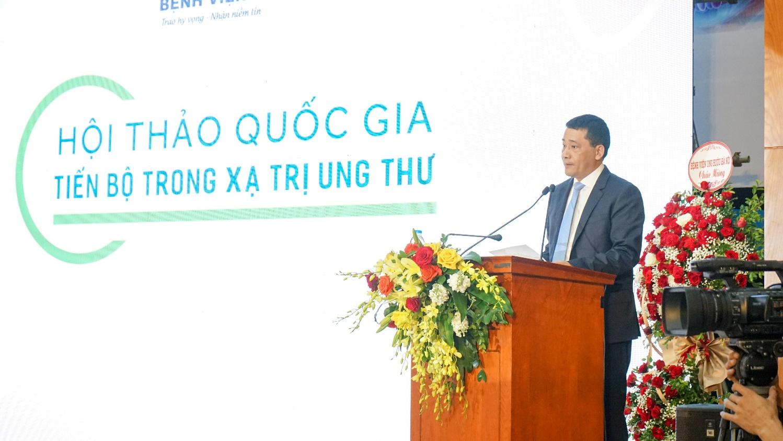 """Hội thảo Quốc gia """"Tiến bộ trong xạ trị ung thư"""" được tổ chức tại bệnh viện K, cơ sở Tân Triều"""