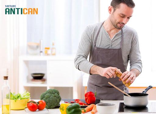 Chế độ ăn nhiều hoa quả và rau xanh sẽ tốt cho sức khỏe