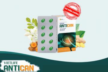 Vietlife Antican có thực sự hiệu quả đối với người mắc ung thư vú